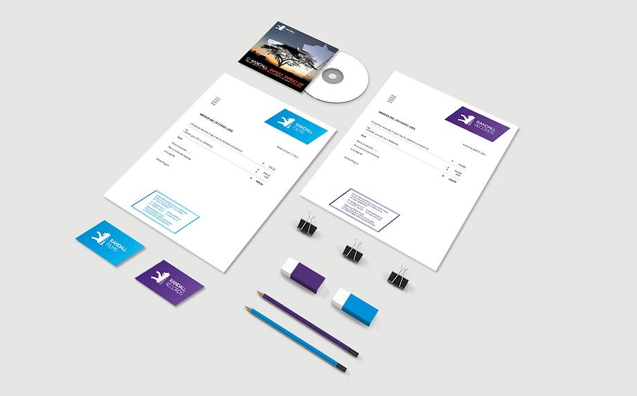 randall media factory corporate design