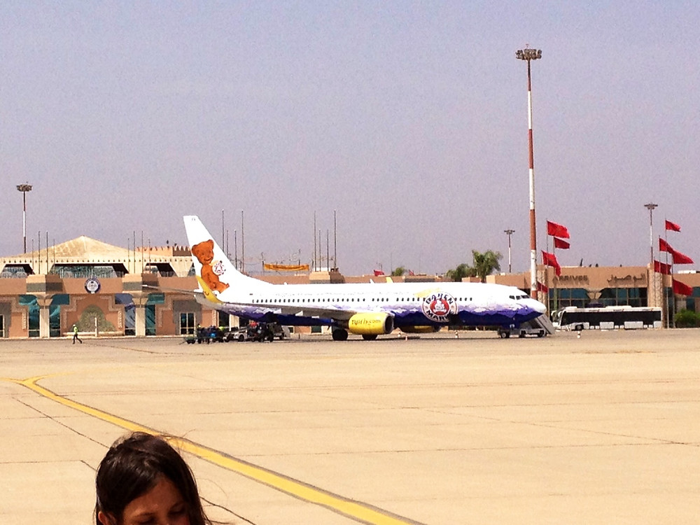 airport Morocco
