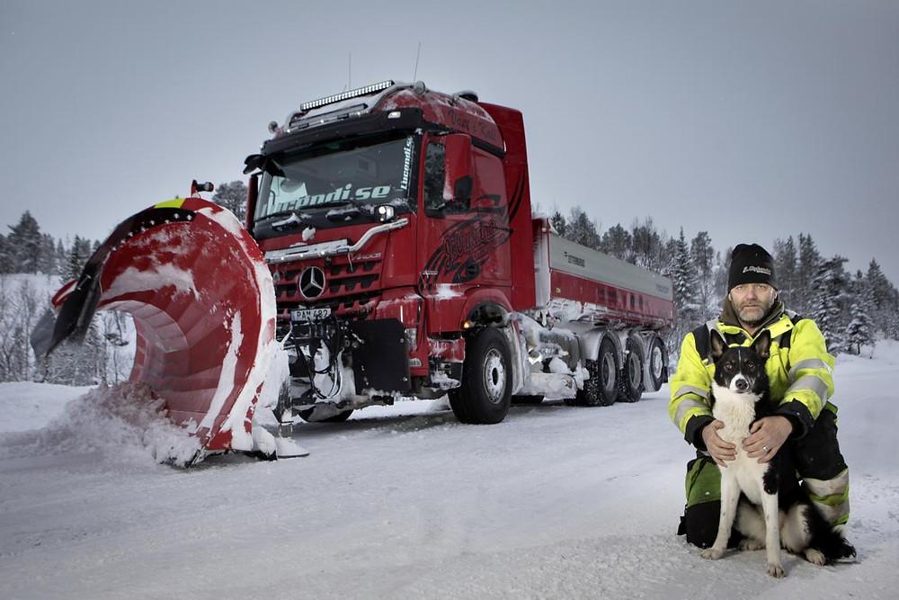 Mercedes-Benz Winterdienst