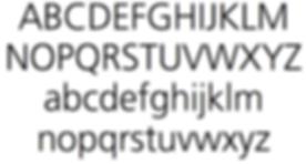 dentist app magazine layout design fonts