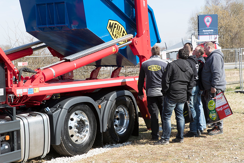 MAN Trucknology Days Meiller-Kipper