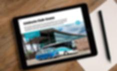 app design transport magazin