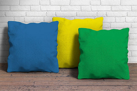 cushions clinic corporate design