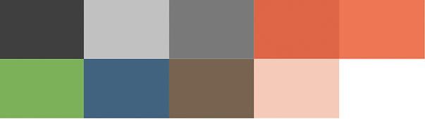 architecture magazine colours