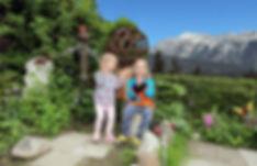 Kinder in Tirol