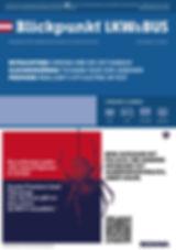 Titelseite Blickpunkt LKW & BUS 5-2020