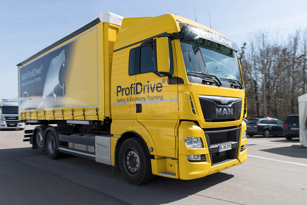 MAN Trucknology Days ProfiDrive