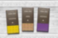 luxury chocolate packaging design