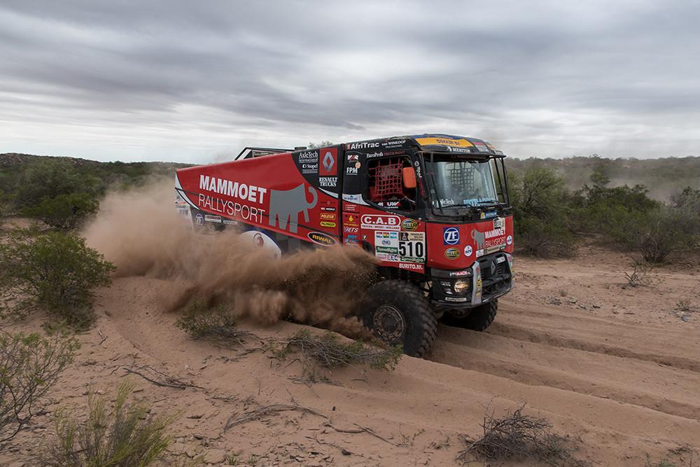 Rallye Dakar 2017 Renault