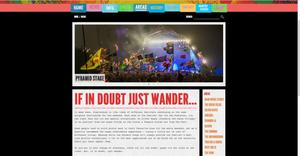 glastonbury website