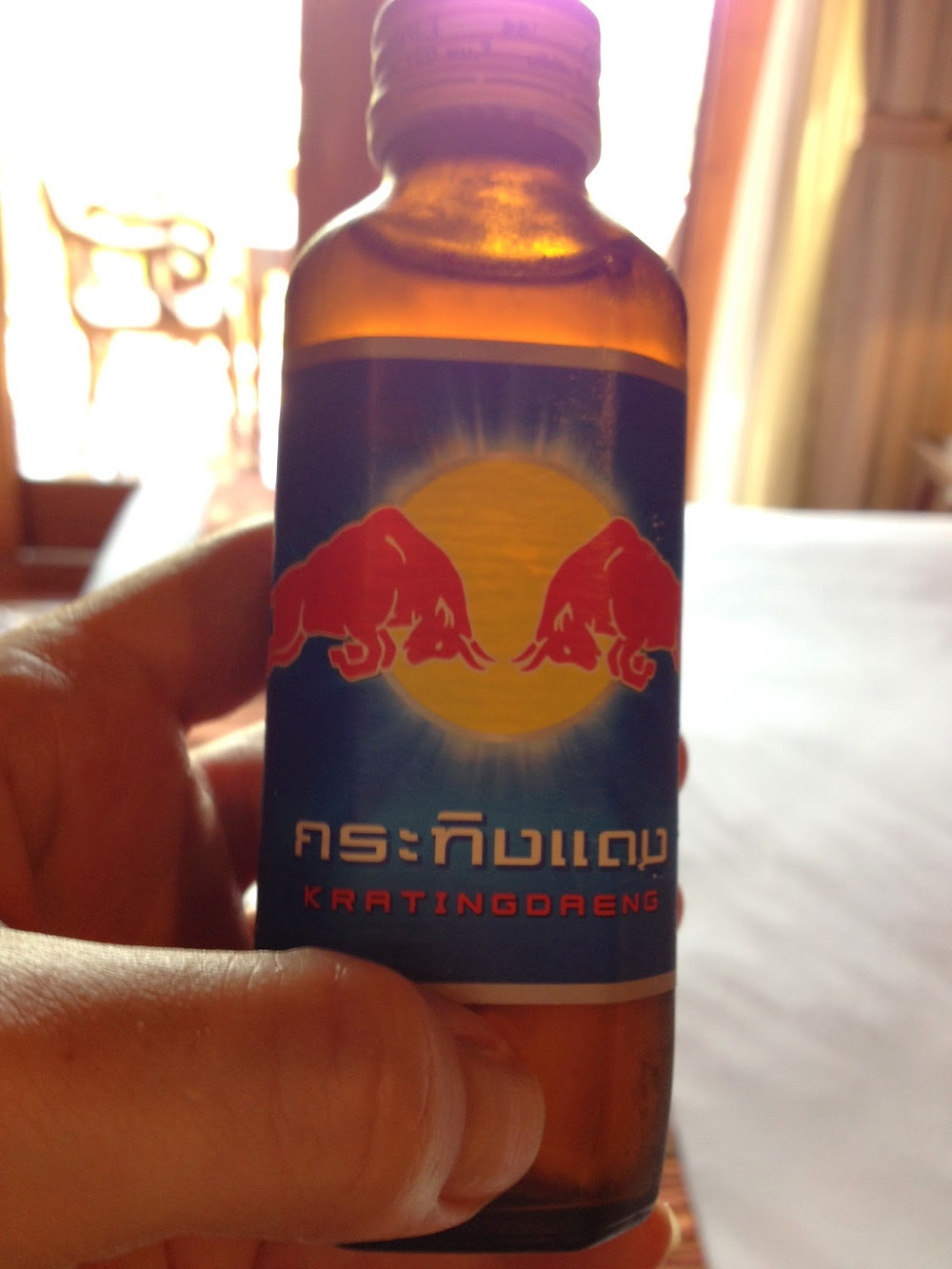 red bull thailand