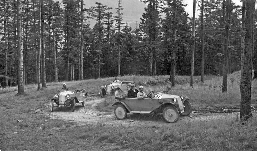 Tatra History