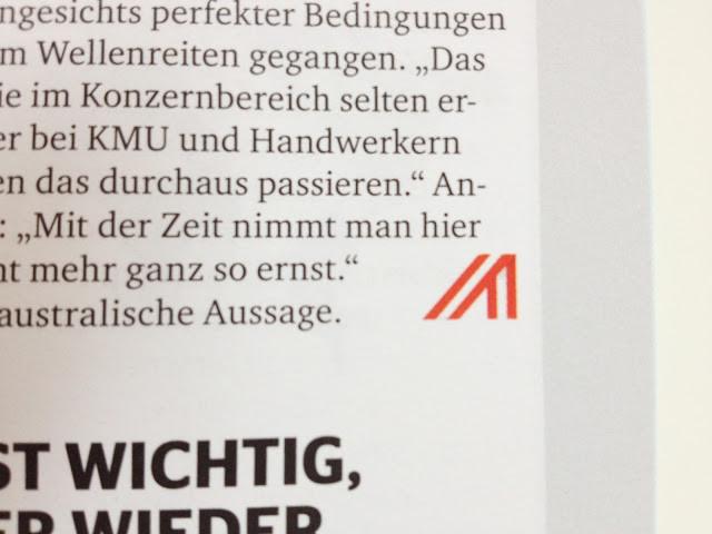 aussenwirtschafts magazine
