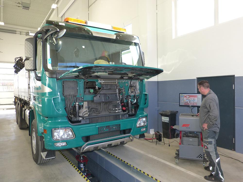 Peissl LKW Service