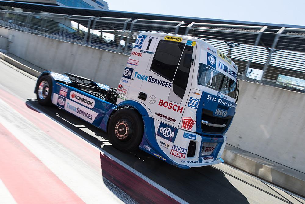 Truck Race Spielberg 2017