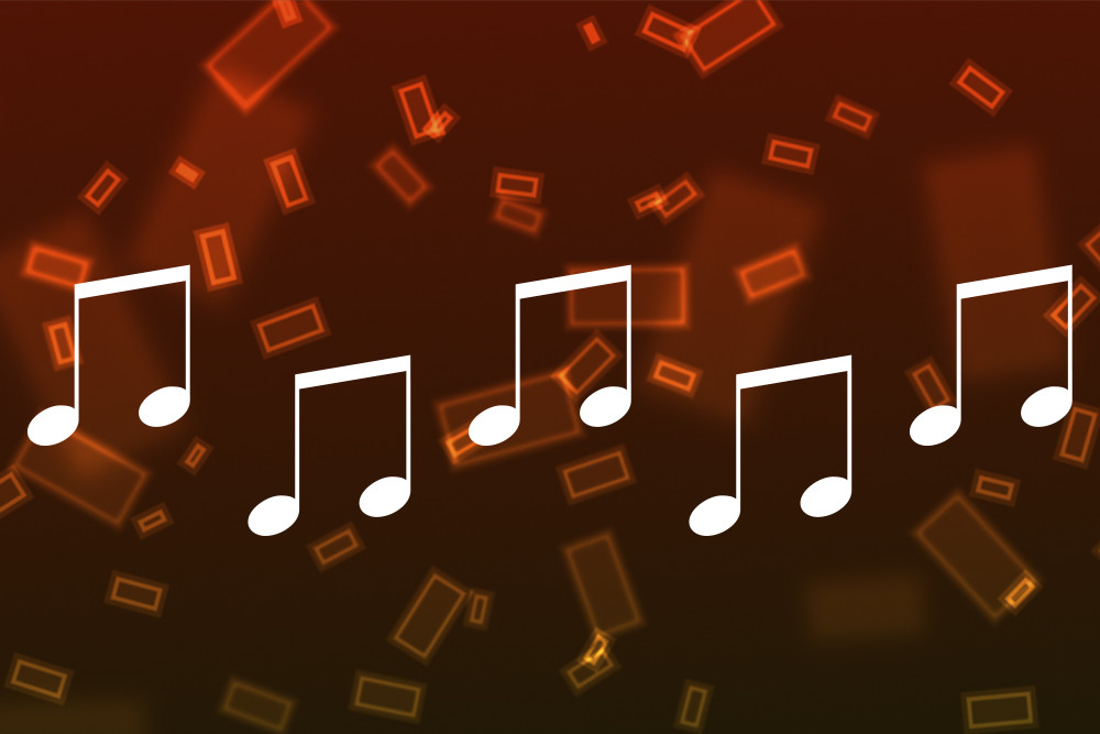 5 music tips for creative working