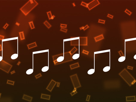 My 5 Music Tips for Creative Working