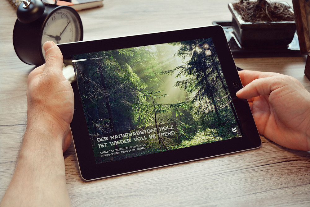 audio file wood app magazine