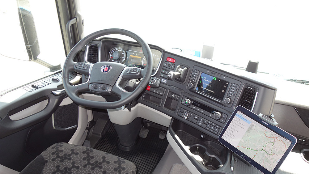 Scania R 450 Fahrerhaus