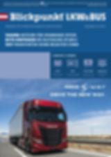 Blickpunkt LKW & BUS Titelseite 10-2019