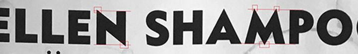 Nivea Typographie