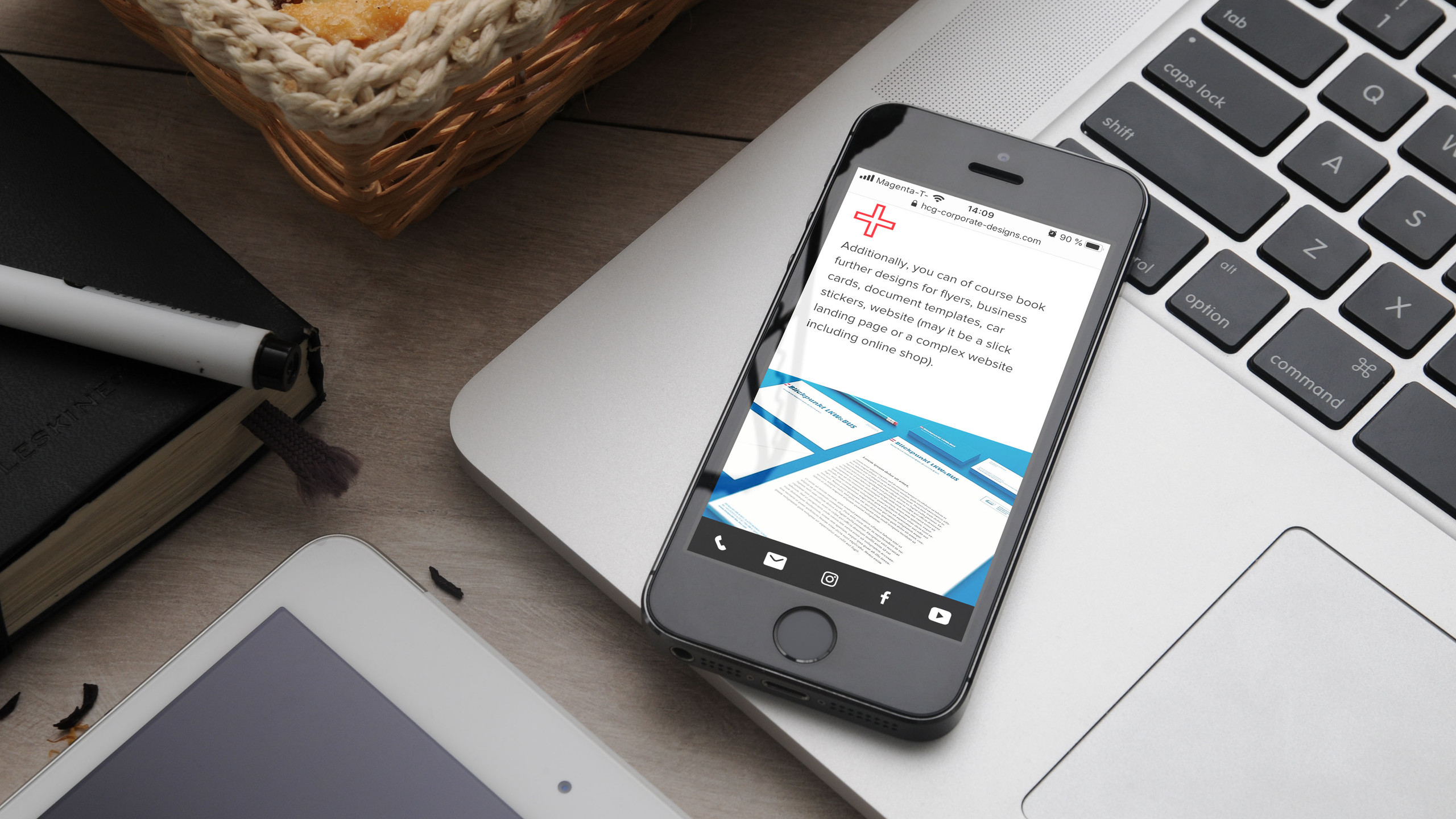 mobile first indexing web design