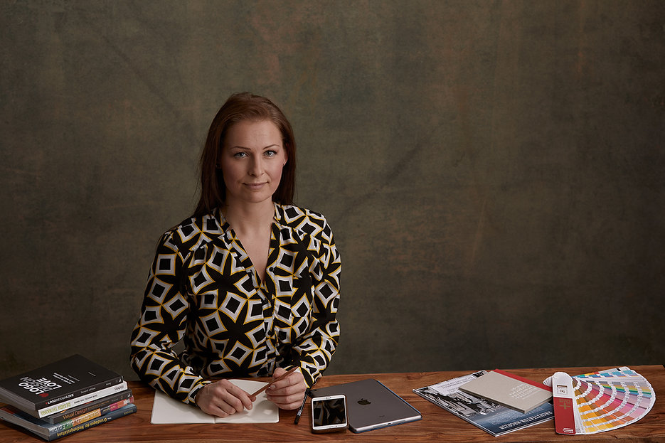 corporate designer Helene Clara Gamper