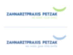 zahnarztpraxis petzak logo