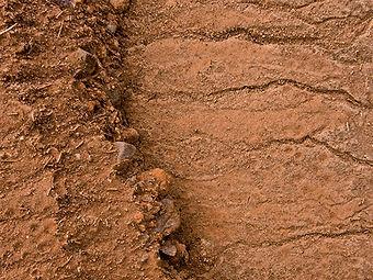 Naturbaustoff Lehm