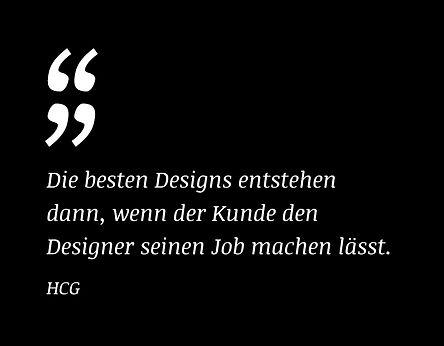 design zitat