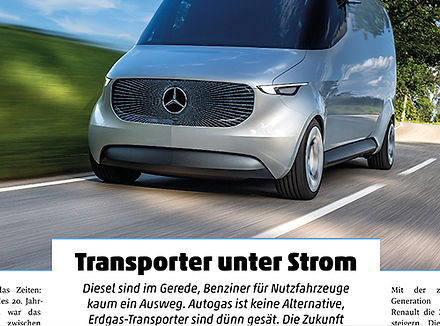 layout transport magazine
