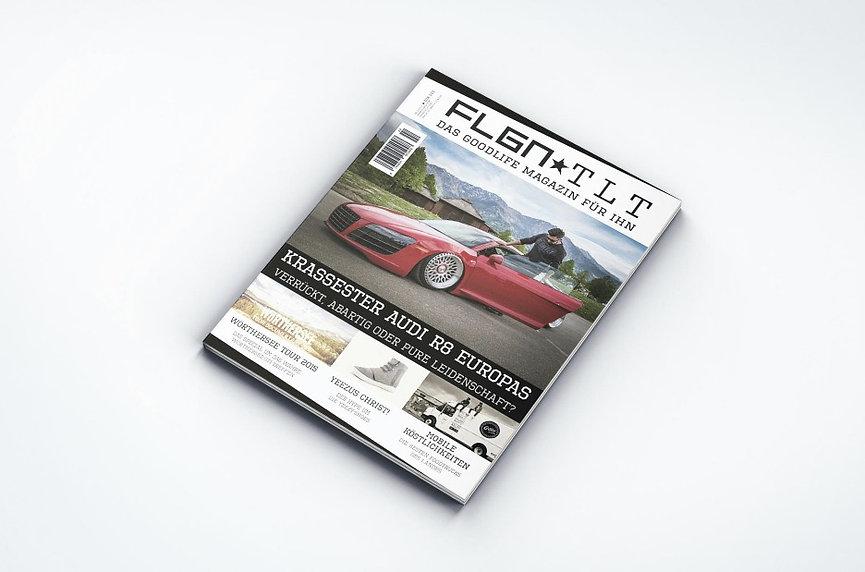 flgn tlt magazin mediengestaltung cover