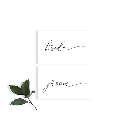 ELODIE - PLACE CARD