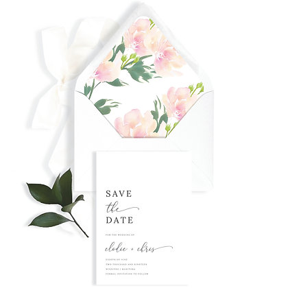 ELODIE - SAVE THE DATE