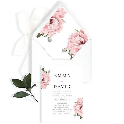 EMMA - INVITATION