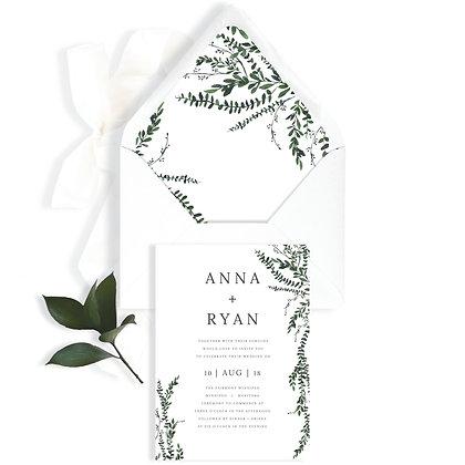 ANNA - INVITATION