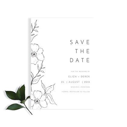 ELLEN - SAVE THE DATE