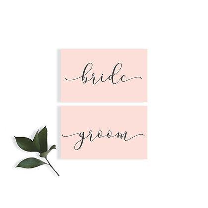 NADIA & OPHELIA - PLACE CARD