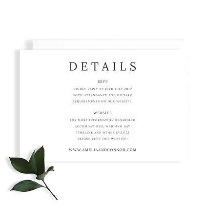 ANNA - DETAILS CARD