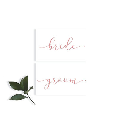 NADIA - PLACE CARD