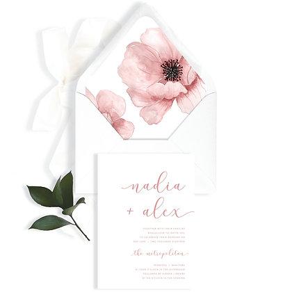 NADIA - INVITATION