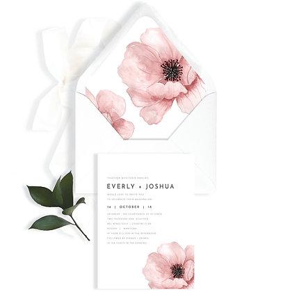 EVERLY - INVITATION