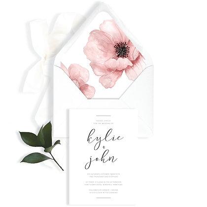 KYLIE - INVITATION
