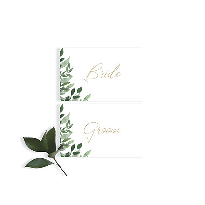 HOLLY - PLACE CARD