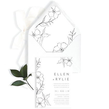 ELLEN - INVITATION
