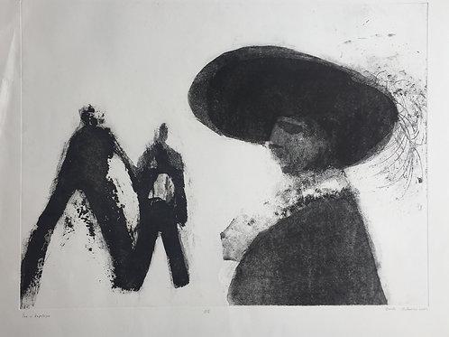 Pan w kapeluszu - Dorota Stefaniak-Rudzińska