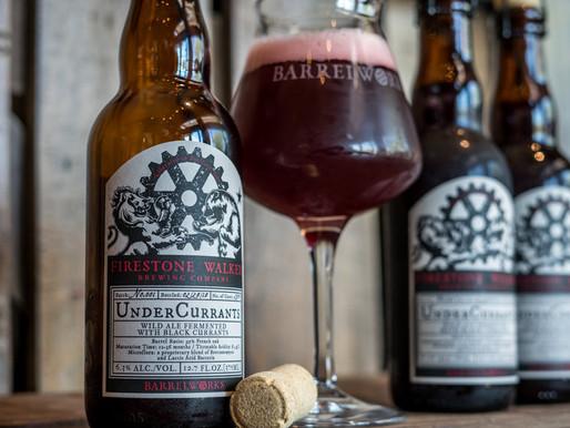 Cerveja Under Currants chega com exclusividade ao Brasil