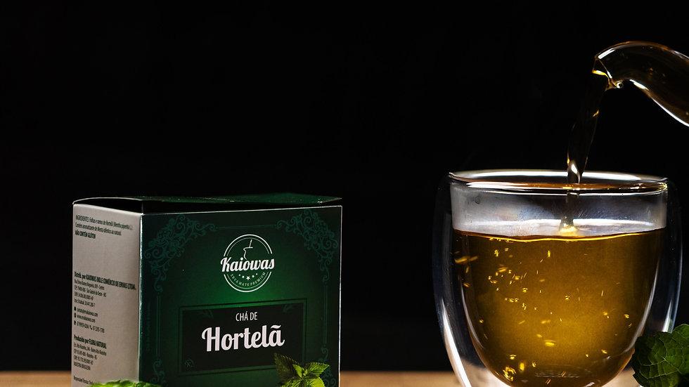 Cx de chá Hortelã com 10 saches