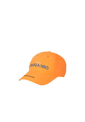 Cap - Orange Ochre