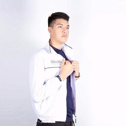 Wind Jacket - White